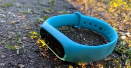 fitness armband test bild