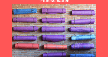 fitnessmatte test bild