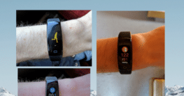 fitness tracker test bild