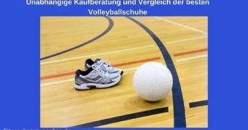 volleyballschuhe test bild