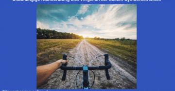 cyclocross test bild