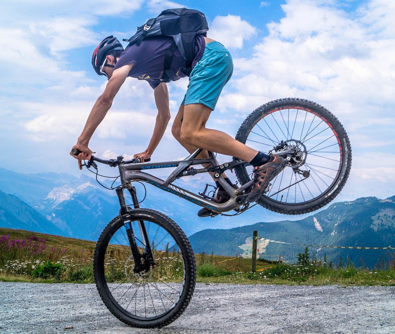 fitnessbike bild