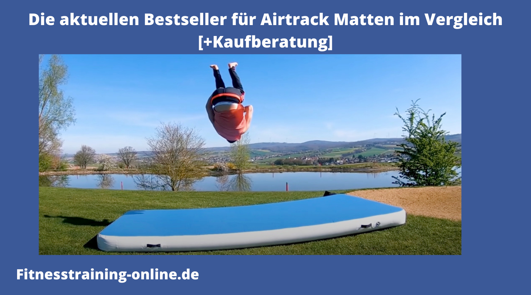 Airtrack Matte Test